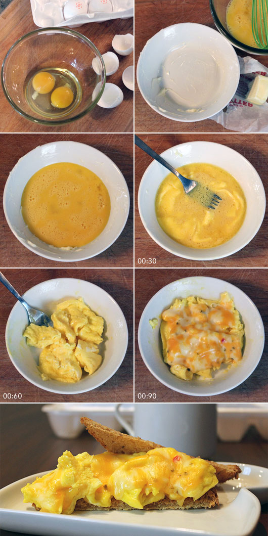 recipe: scrambled egg recipes with cheese [24]