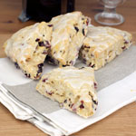 Cran Orange Scones