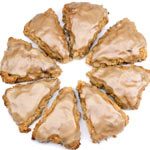 Maple Oat Nut Scones