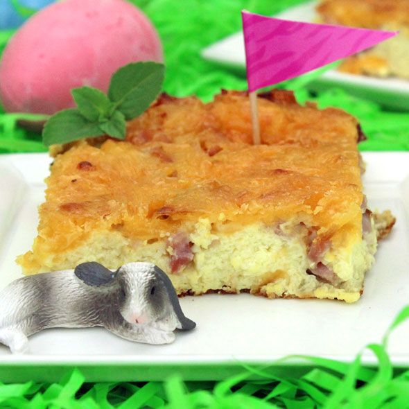 Easter Morning Strata