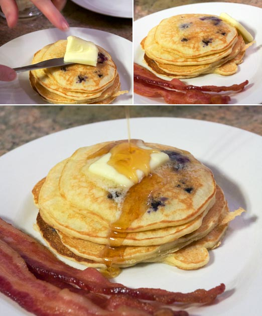 Basic Buttermilk Pancakes II