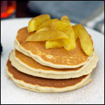 Apple Cinnamon Pancakes (Egg-Free And Dairy-Free)
