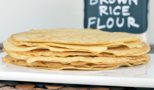 Delicious Gluten-Free Crepes Recipe | MrBreakfast.com