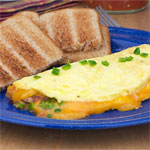 Mexican American Omelet