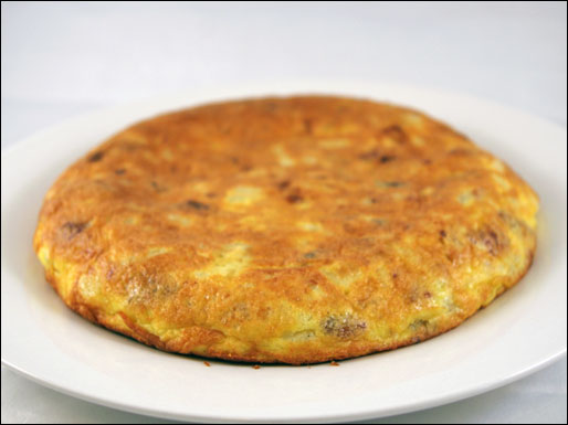 Spanish Omelette Recipe | MrBreakfast.com