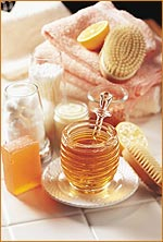 Three Honey Beauty Treatments