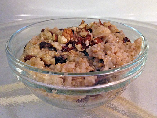 How To Make Steel Cut Oats In The Microwave