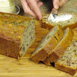 Banana Bread... So Easy, It�s Bananas!