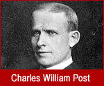 Charles William Post