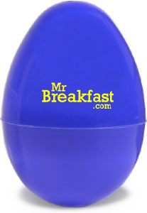 Free Mr Breakfast Silly* Putty Offer