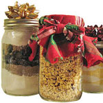 Breakfast In A Jar Gift Ideas