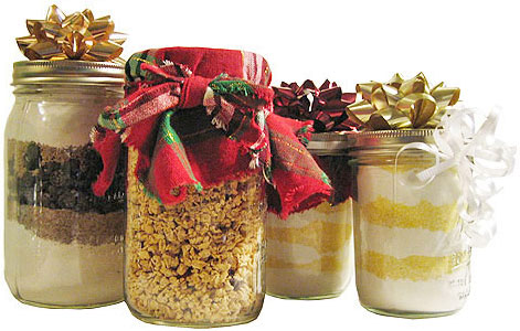 Breakfast Gift Jars