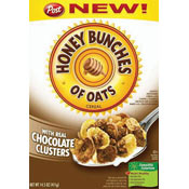 Honey Bunches Of Oats w/ Chocolate Clusters
