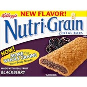 Nutri-Grain Blackberry Cereal Bars