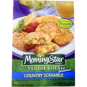 Country Scramble Veggie Bites
