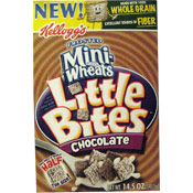 Frosted Mini-Wheats Little Bites - Chocolate
