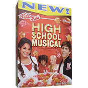 High School Music Cereal