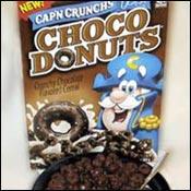 Cap N Chrunch S Oops Choco Donuts Review Mrbreakfast Com