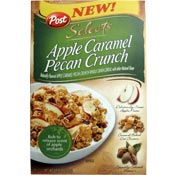 Apple Caramel Pecan Crunch