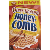 Cinna-Graham Honey-Comb