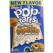 Blueberry Muffin Pop-Tarts