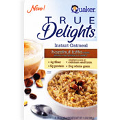 True Delights Instant Oatmeal