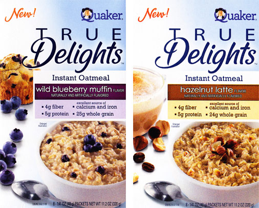 True Delights Instant Oatmeal Review | MrBreakfast.com