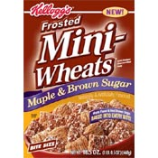 Maple & Brown Sugar Frosted Mini-Wheats