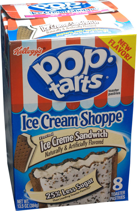 Ice Creme Sandwich Pop-Tarts