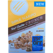 Nut Cluster Crunch Cereals