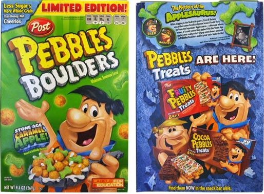 Stone Age Caramel Apple Pebbles Boulders