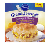 Grands! Biscuit Sandwiches