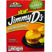 Jimmy D's Breakfast Minis