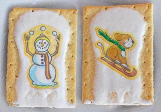 Sugar Cookie Pop-Tarts