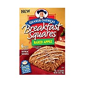 Quaker Oatmeal Breakfast Squares