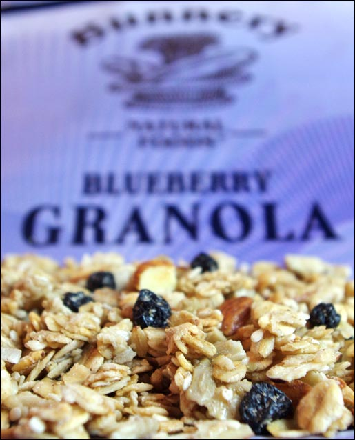 Bunnery Blueberry Granola