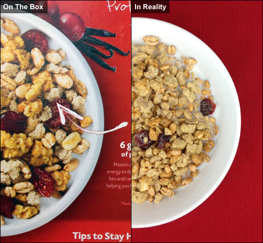 Grape-Nuts Fit Cereal