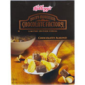 Rocky Mountain Chocolate Factory Cereal