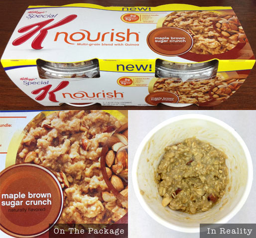 Maple Brown Sugar Crunch Special K Nourish