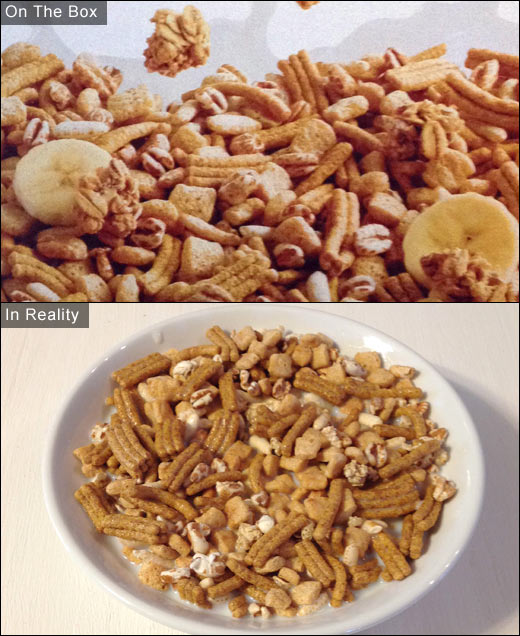 Vanilla Graham Clusters Go Lean Cereal Review