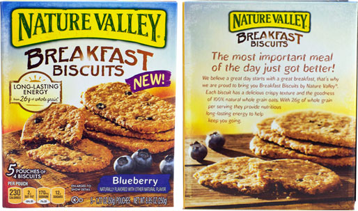 Nature Valley Breakfast Biscuits Product Review