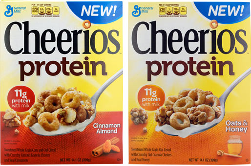 Cheerios Protein Product Review