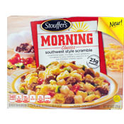 Stouffer's Morning Classics Scrambles