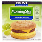 MorningStar Breakfast Sandwiches