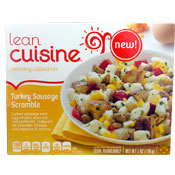 Lean Cuisine Turkey Sausage Scramble
