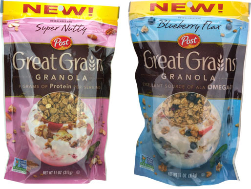 Great Grains Granolas Product Review