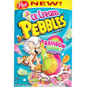Ice Cream Pebbles