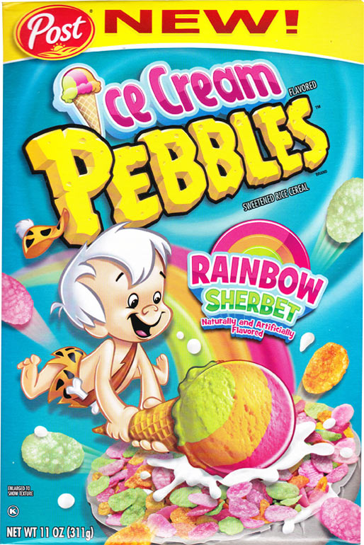 Ice Cream Pebbles Product Review