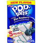 Blue Raspberry Pop-Tarts