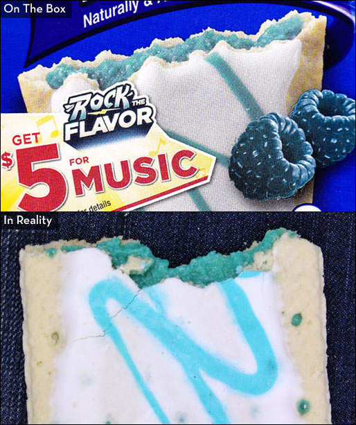 Blue Raspberry Pop-Tarts Product Review